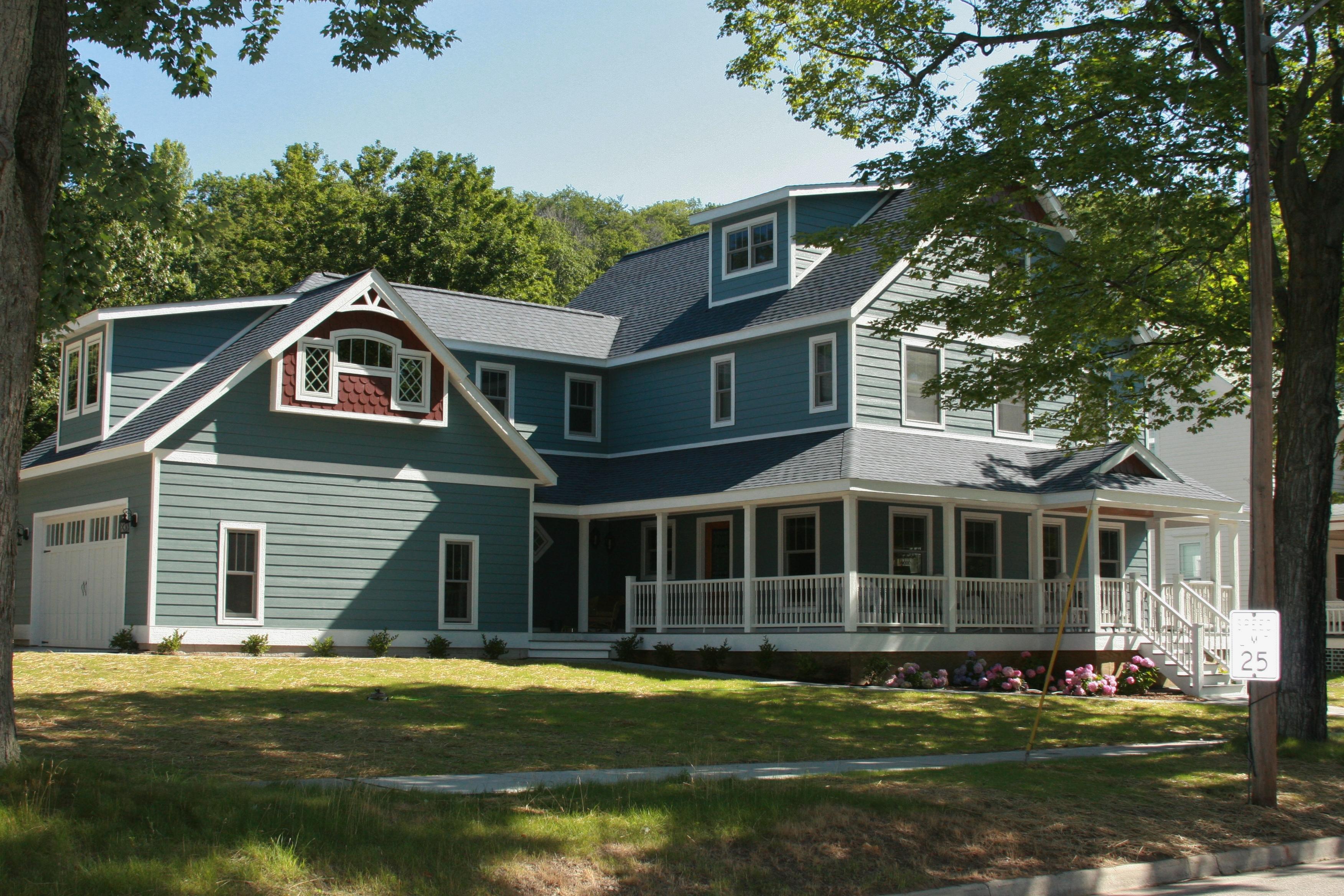 Exteriors - John Darien Homes LLC | John Darien Homes LLC